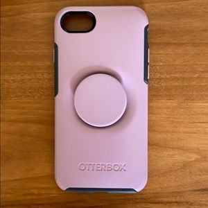 iPhone 7/8/SE OtterBox PopGrip Case